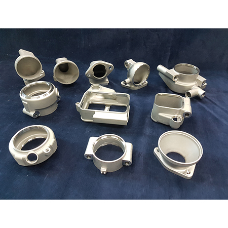 Piezas Mecanizadas De Acero Inoxidable - Machining Stainless Steel